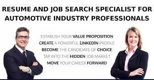 Automotive Industry Resumes Executive Resume Writer
