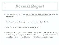 Business Visit Report Format Official Formal Lab Example