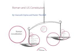 Venn Diagram Of Roman Republic And Roman Empire The Roman Constitution And The Us Constitution By Giancarlo