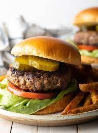 best hamburger patty recipe grill or