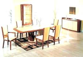 contemporary formal dining room furniture sets modern table and chairs set for breakfast round kitchen outstand