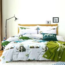 dinosaur bed sheets bedroom little boy room blue bedding rugs for kids rooms cot fitted sheet