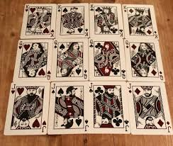 Custom Design Playing Cards Hannya Playing Cards By Damien Obrien And Cartamundi