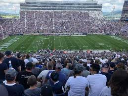 Beaver Stadium Section Weu Home Of Penn State Nittany Lions