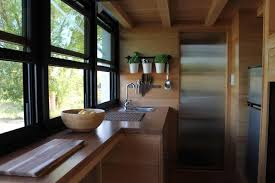 Tiny House Kitchen Tiny House Big Living These Itsy Bitsy Homes Are Feature Packed