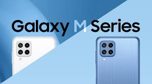 Samsung Galaxy M22 budget phone with ...