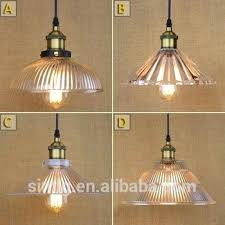 lamp shades glass lamp shade holder fancy vintage bulb lampshade linear pendant light stained