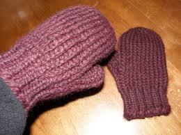 Free Crochet Mitten Patterns Amazing Free Mitten Pattern Soon Gettin' It PeggedLoom Knitter's Clique