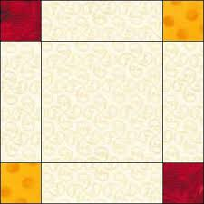 Double Irish Chain Quilt Pattern: Easy Quilt Block, Easy Quilt ... & Double Irish Chain Quilt Pattern: A great quilt for beginners! Use our free  block Adamdwight.com