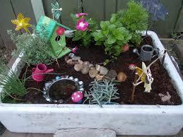 garden sinks. Make A Cute Miniature Fairy Garden With Your Kids. Encourage Their Design Skills (ha Sinks