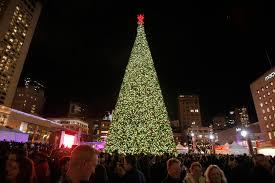 Macy S Christmas Tree Lighting 2016