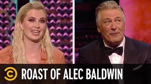 Ireland Baldwin Gives Her Dad Some Tough Love - Roast of Alec ...