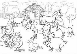 Printable Coloring Pages Animalsllll