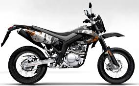 new ajs 125 supermoto test published wednesday mcn