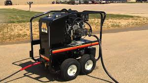 troubleshooting a hot water pressure washer part 2