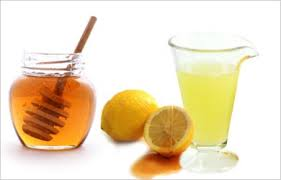 Image result for honey and lemon juice