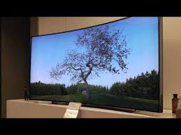 samsung curved tv 105. ces 2014: samsung bendable oled tv, 105-inch 21:9 curved led tv 105