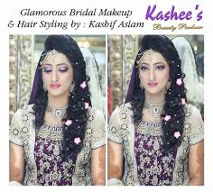 hair style and makeup by kashee s beauty parlour bridle