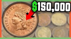 150 000 Rare Penny Indian Head Pennies Worth Money