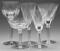 Waterford Crystal Retired Patterns
