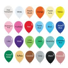 Fashion Colour Chart