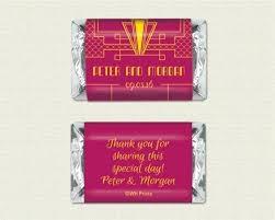 Candy Bar Wrapper Templates Free Premium Mini Sized Art