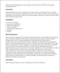Technology Coach Sample Resume Technology Coach Sample Resume shalomhouseus 2
