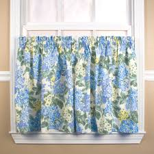 wonderful green kitchen curtains and
