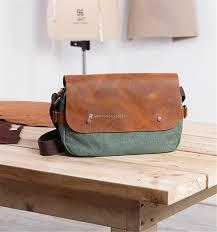 canvas shoulder bag women s