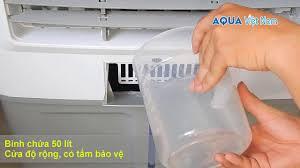 www.tuoicayphunsuong.com - Quạt điều hòa hơi nước SONIC 50L SNI838BR -  Japan - YouTube