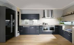 Interior Exterior Plan | Make Your Kitchen Versatile With Black And White  Combination · Functional Contemporary Kitchen Designs