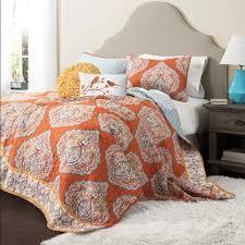 The Hannah Boho Bohemian Moroccan 5 PC Bed Quilt SET – GoGetGlam &  Adamdwight.com