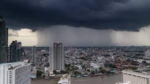 สภาพอากาศวันนี้ กรมอุตุฯ เตือนฝนเพิ่มขึ้น ตะวันออก-ใต้อ่วม กทม.ไม่รอด -  ข่าวสด