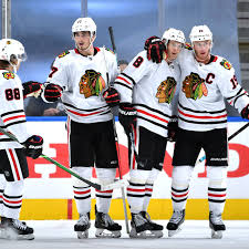 Visit espn to view the edmonton oilers team schedule for the current and previous seasons. Blackhawks Vs Oilers Game 1 Nhl 2020 Score Recap Stats Highlights Second City Hockey