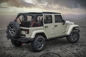 two door versions start at 40 140 and four doors at 43 940 look for the recon to hit dealerships at the end of this month