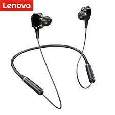 Đang Bán) Bộ Tai Nghe Không Dây Bluetooth V5.0 Cho Lenovo Xe66