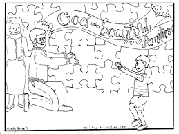 Small Picture Family Of God Coloring PageOfPrintable Coloring Pages Free Download