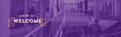Welcome Purple Week Of Welcome Concordia University Texas