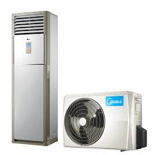 Midea Klimaanlage Säulenklimagerät Eisbär Mfme 70 Mit 7kw 24000btu