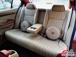 luxury car seat covers designs