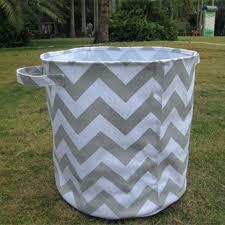 gray fabric storage bins whole blanks round large storage bin basket fabric organizer laundry
