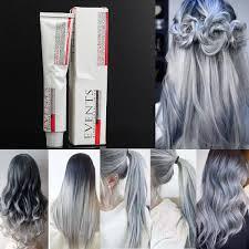 light gray hair dye color cream fashion styling diy for men women is healthy newchic