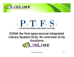 koha the first open source integrated library system ils an overvi