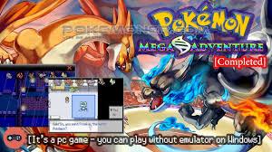 RPGXP] Pokemon Mega Adventure V1.3 Completed - Pokemoner.com