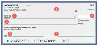 How To Write A Check A Step By Step Guide To Filling One Out