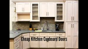 Cheap Kitchen Cupboard Doors - YouTube