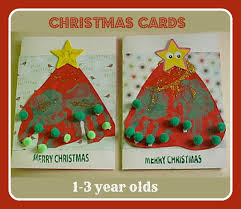 Christmas Card Craft Ideas For Kids  Find Craft IdeasChristmas Card Craft For Children