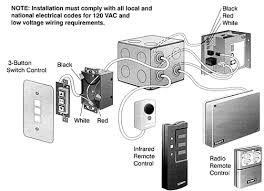 da lite product specifications low voltage wiring instructions switch control wiring