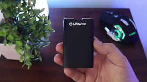 ОБЗОР <b>Alfawise Mini True</b> НЕОБЫЧНЫЕ Bluetooth 5.0 НАУШНИКИ!