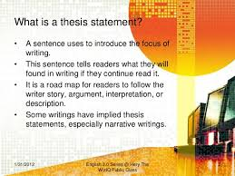 Pro capital punishment thesis statement